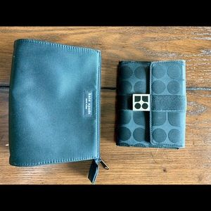 Kate Spade Wallet and Cosmetic Pouch